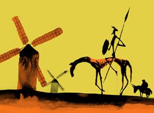 Herederos de Cervantes